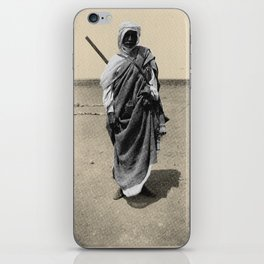 Service in Egypt iPhone Skin