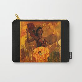 Waxwork Whit Carry-All Pouch