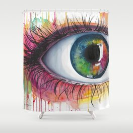Expose Shower Curtain