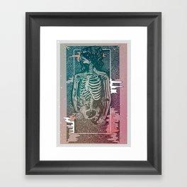 All || Nothing Framed Art Print