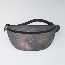 Milky Way over Mount Laguna Observatory 2 Fanny Pack