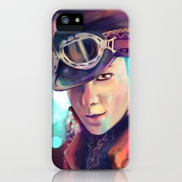 Fantastic Hat iPhone Case