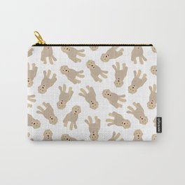'Ruff Life' Dog Goldendoodle Carry-All Pouch