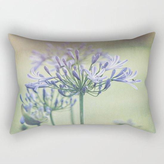 Summertime Beauty Rectangular Pillow