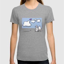 Back to the Clouds… T-shirt
