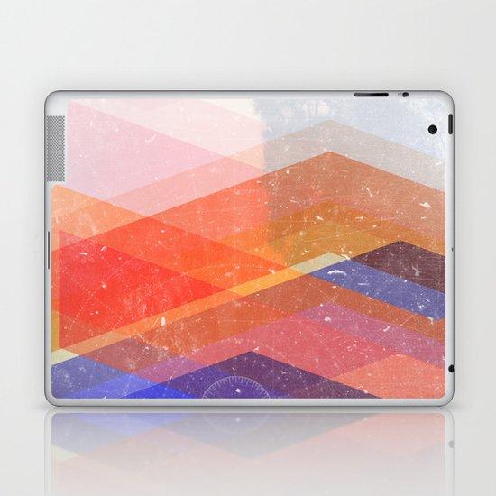 Paths Laptop & iPad Skin