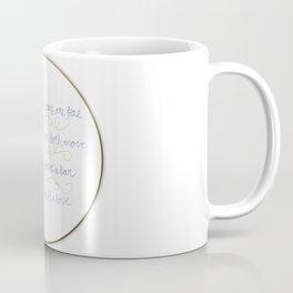 Doubt thou the stars are fire Coffee Mug