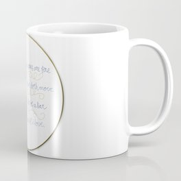 Doubt thou the stars are fire Coffee Mug
