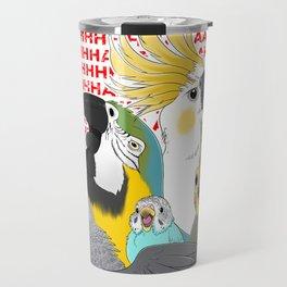 Angry Birds Travel Mug