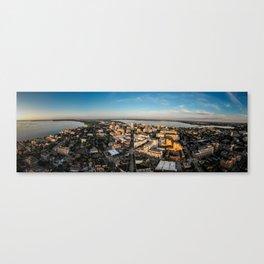 Madison, Wisconsin Canvas Print