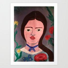 Emily Art Print