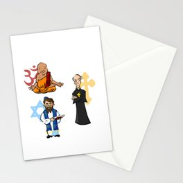 Religious Icons Stationery Cards