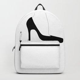 Vertiginous heights Backpack
