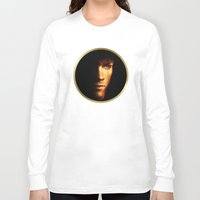 sam winchester Long Sleeve T-shirts featuring Sam Winchester / Supernatural - Painting Style by ElvisTR