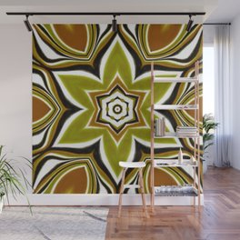 70's Vibes Wall Mural