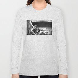 Closer - Joy Division Long Sleeve T-shirt