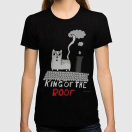 king of the roof T-shirt