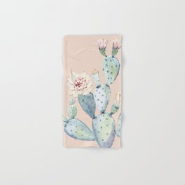Desert Rose Cactus Pink Hand & Bath Towel