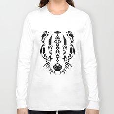 Tribal Badger Long Sleeve T-shirt