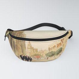 Oxford High Street Fanny Pack