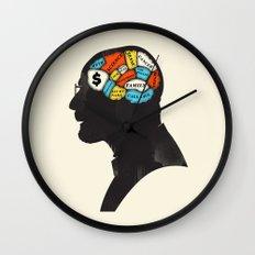 Heisenberg Wall Clock