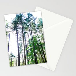 Green Ascension Stationery Cards