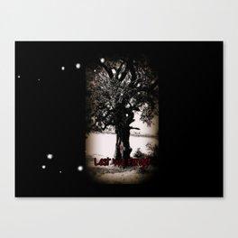Remembrance Tree Canvas Print