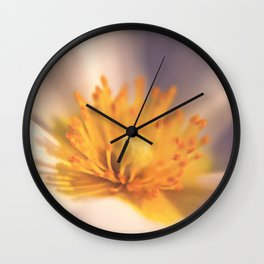Ghostly Wall Clock