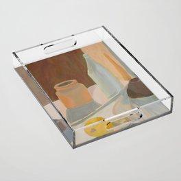 Vessels Acrylic Tray