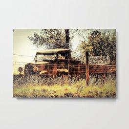 Model T Truck Metal Print