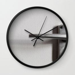 Open Me Wall Clock