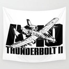 A-10 Thunderbolt II Wall Tapestry
