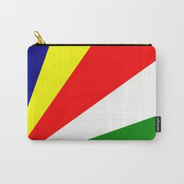 Flag of Seychelles Carry-All Pouch
