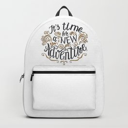 It's time for a new Adventure Backpack