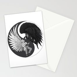 Two Haves of a Whole Stationery Cards
