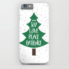 Tree of Christmas Present Slim Case iPhone 6s