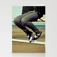 vans Stationery Cards featuring Vans by Zsolt Kudar