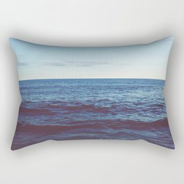 Out On The Horizon Rectangular Pillow