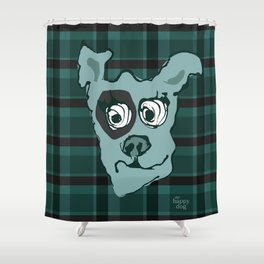 Master of disguise Shower Curtain