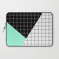 Minimal Geometry II Laptop Sleeve