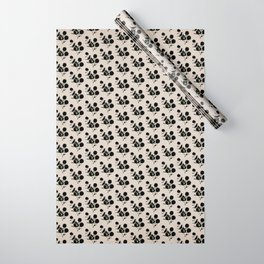 Michigan - State Papercut Print Wrapping Paper