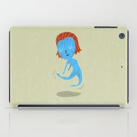 nightcrawler iPad Cases featuring Mystique by Rod Perich
