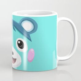 Animal Crossing Bluebear the Cub Coffee Mug