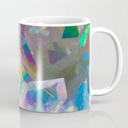 Opal Aura Quartz Crystal 1 Coffee Mug