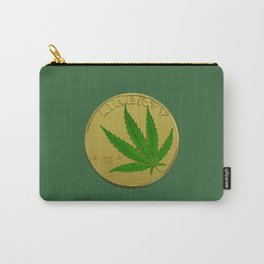 In Weed We Trust! Carry-All Pouch
