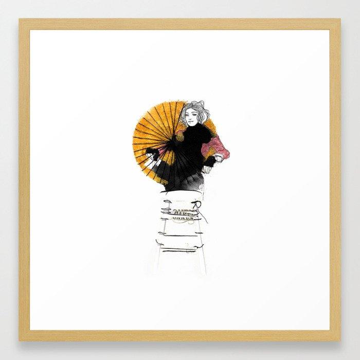 Rodonna Framed Art Print