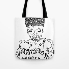 Mystery World Tote Bag
