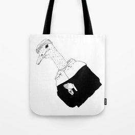 The Ostrich Tote Bag