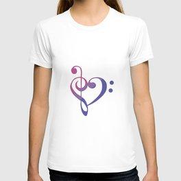 Bi my Heart T-shirt