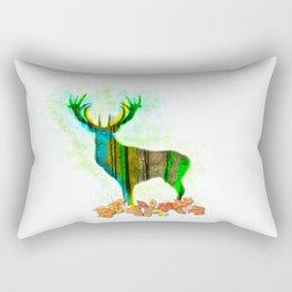 Deerskin Rectangular Pillow